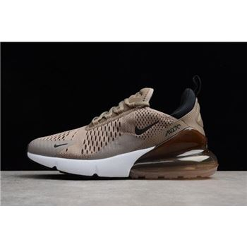 best website fa59c 9550d Men s Nike Air Max 270 Tan Sepia Stone-Black-Summit White AH8050-200