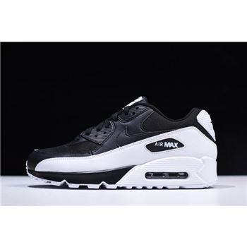 wholesale dealer f8fda e7ba2 Nike Air Max 90 Essential Black White 537384-089 Free Shipping