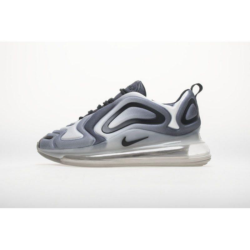 Nike Air Max 720 Carbon Grey Black Men And Women AR 9293 002