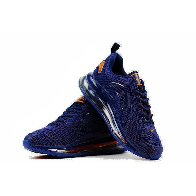 Nike Air Max 720 Kpu Dark Blue Orange Men Nike 100416 119 99
