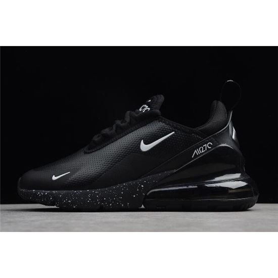Deals Custom Nike Air Max 270 Premium iD Black For Sale
