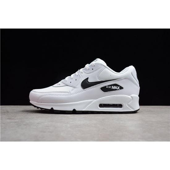 Nike Air Max 90 Essential White Black 325213 131 Men's