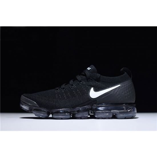 Nike Air Vapor Max 2018 Flyknit BlackLight Grey Yellow 849558 012