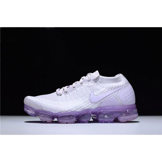 reasonably priced the best best authentic New Fashion Nike Air VaporMax Flyknit 2.0 Light Violet/White ...
