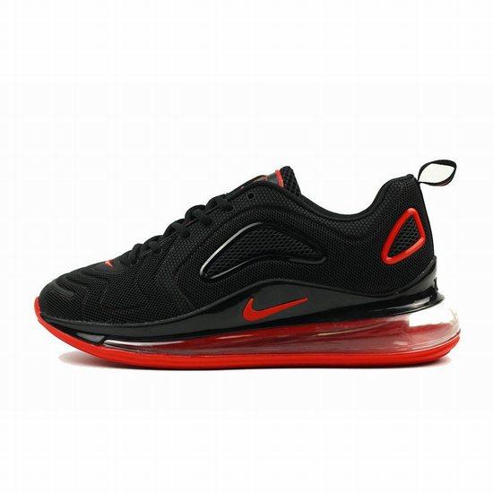 Nike Air Max 720 Kpu Black Red Men [Nike 100411] - $119.99 ...