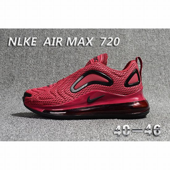 Nike Air Max 720 Kpu Red Black Men Nike 100421 119 99 Nike